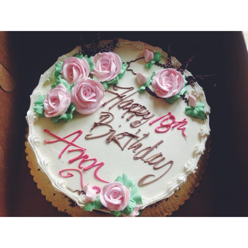Birthday Cake Le Duc Gourmet Bakery